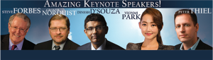 FreedomFest 2015 Speakers